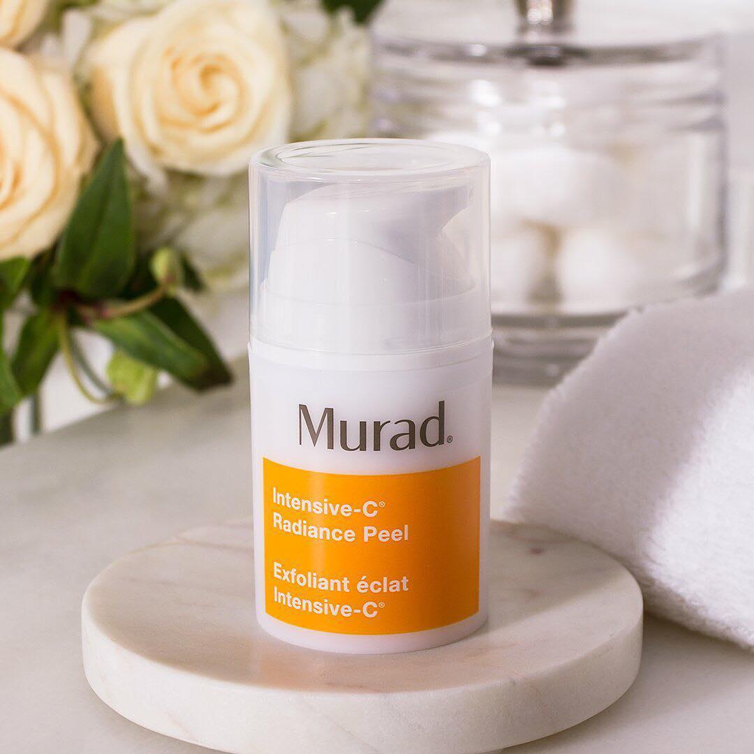 Intensive-C Radiance Peel Mặt nạ tái tạo làn da tươi sáng, mịn màng và ẩm mượt MuradVietnam 2