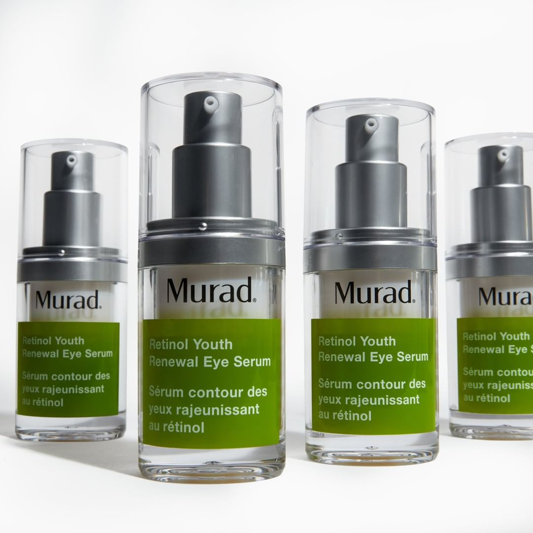 Retinol Youth Renewal Eye Serum Murad Việt Nam 3
