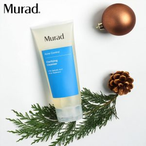 Sua Rua Mat Cho Da Mun Murad Clarifying Cleanser