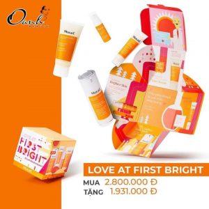 Set Loveatfirst Bright
