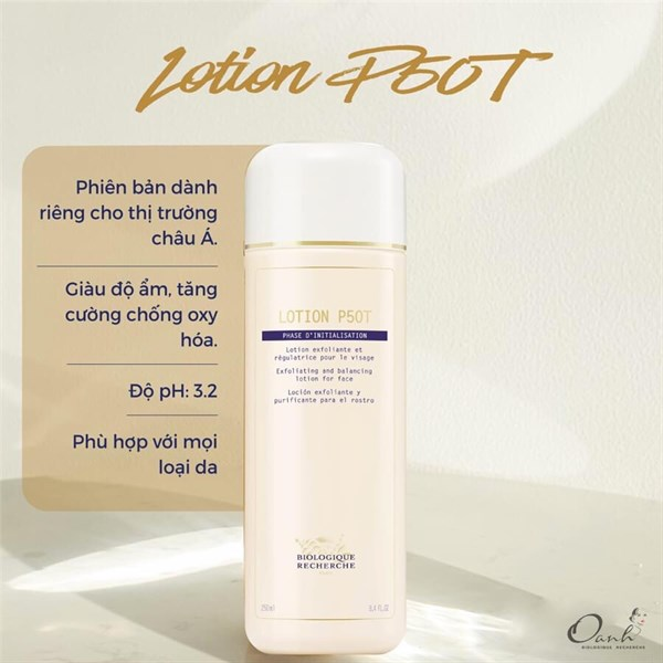 Lotion P50t 500ml