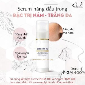 Serum Pigm 400 30ml (chai)