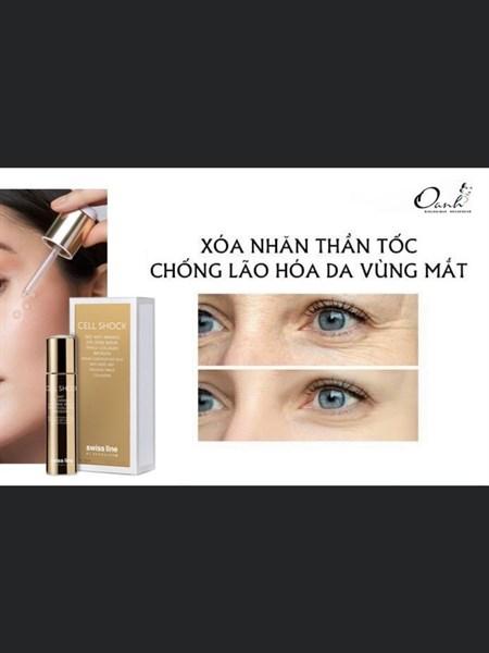 Anti Wrinkle Eye Zone Serum Triple Collagen Infusion 15ml