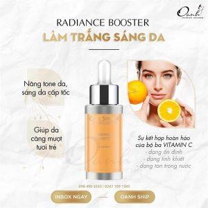 Cs Al Radiance Booster Vitamin C 10% 20ml Booster Cung Cấp Năng Lượng Và Trắng Sáng Da 10% Vtm C