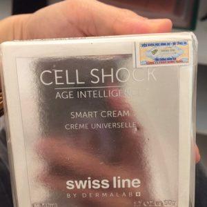 Cs Al Smart Cream 50ml Kem Tế Bào Gốc Thông Minh Nuôi Dưỡng Tái Sinh Làn Da