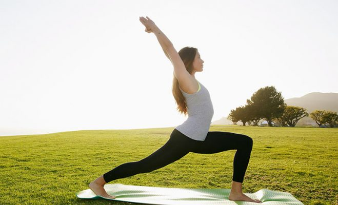 Yoga Chua Thoai Hoa Cot Song